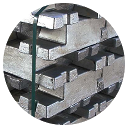Aluminium 50 pound ingot-Datis Export Group-supplier