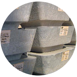 Aluminium ingot-Datis Export Group