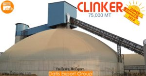 cement clinker for sale