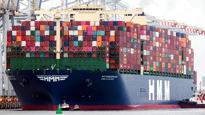 Largest Container Ship-Datis export Group