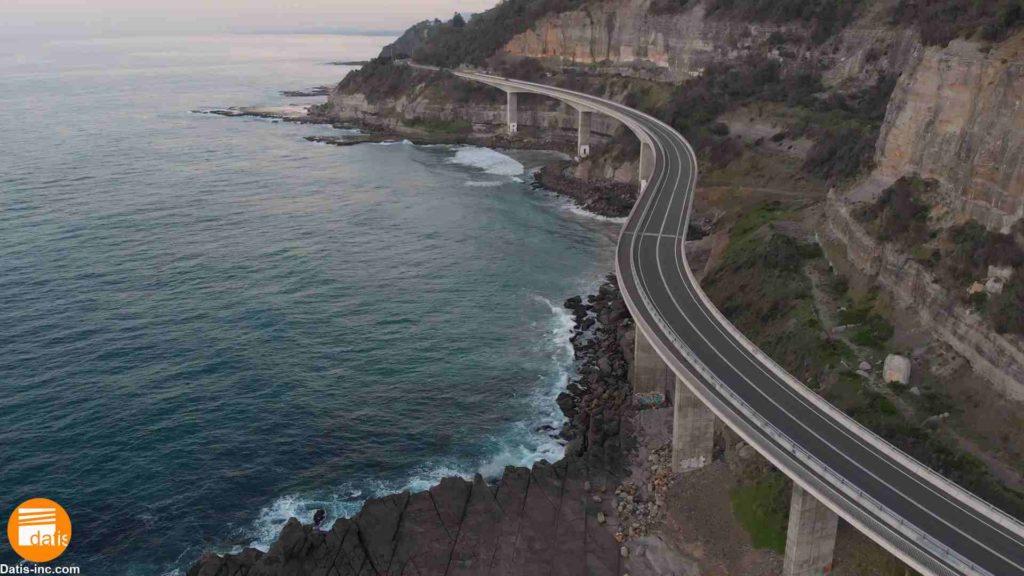 Sea Cliff Bridge-Datis Export Group-Bitumen Supplier-01