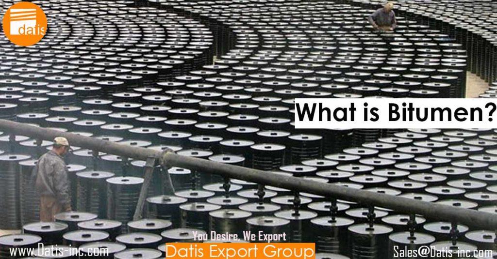 What is Bitumen
