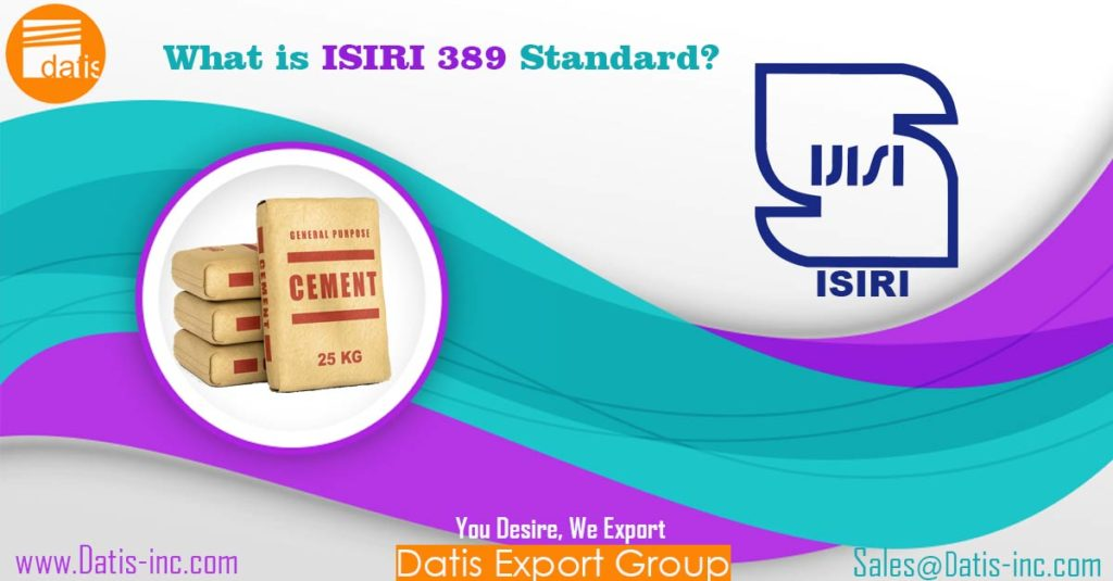 What is ISIRI 389