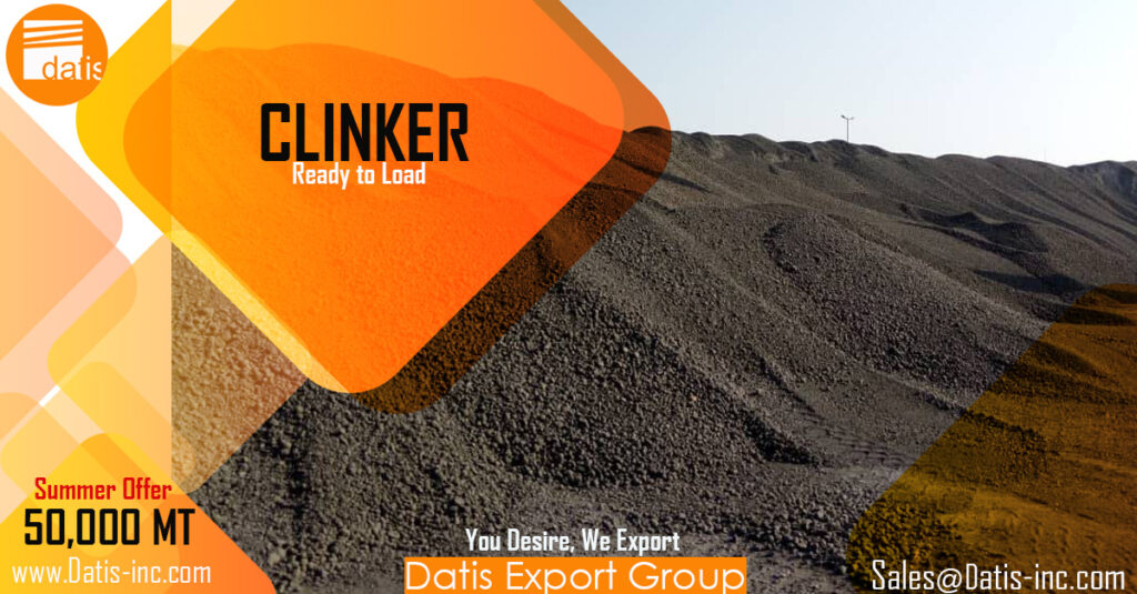 50000 MT Sales of Cement Clinker