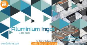 20000 MT sales o Aluminium ingot
