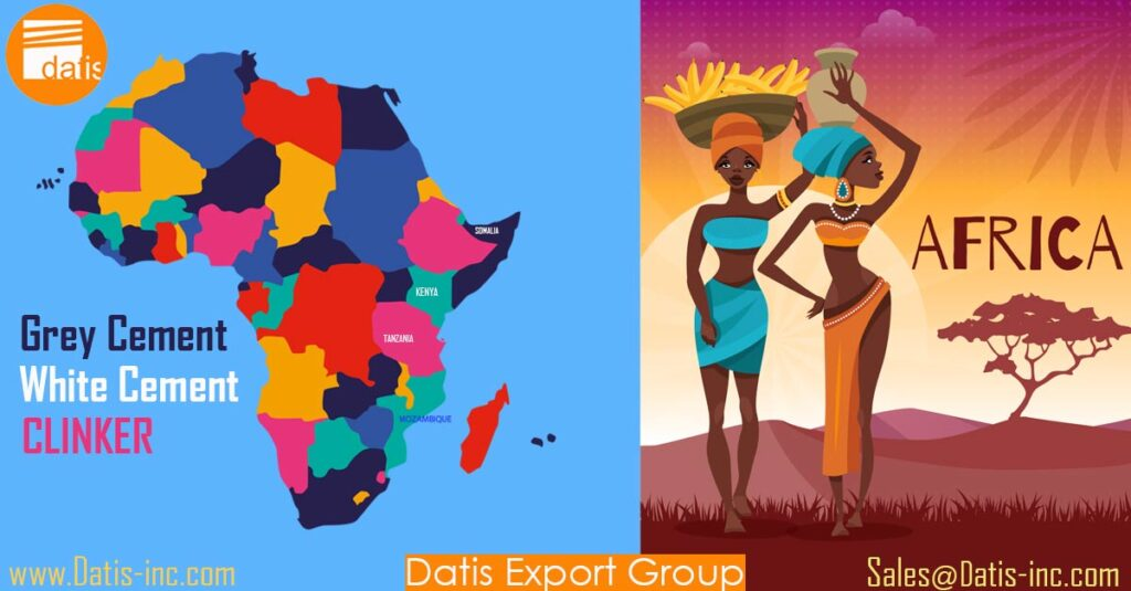 Export Cement and Clinker to Africa