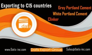 Portland Cement exporting to CIS