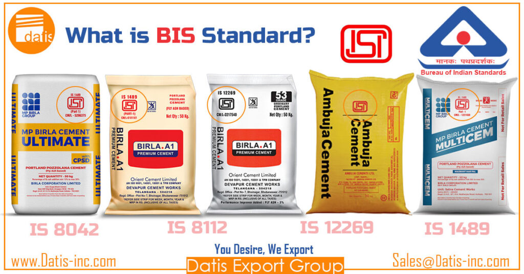 What is BIS Standard