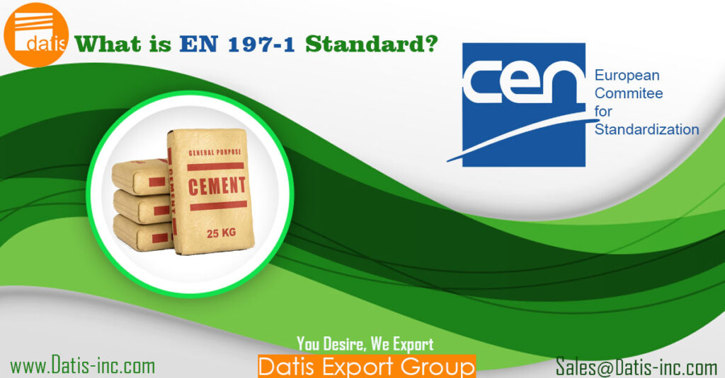 What is EN 197-1 Standard