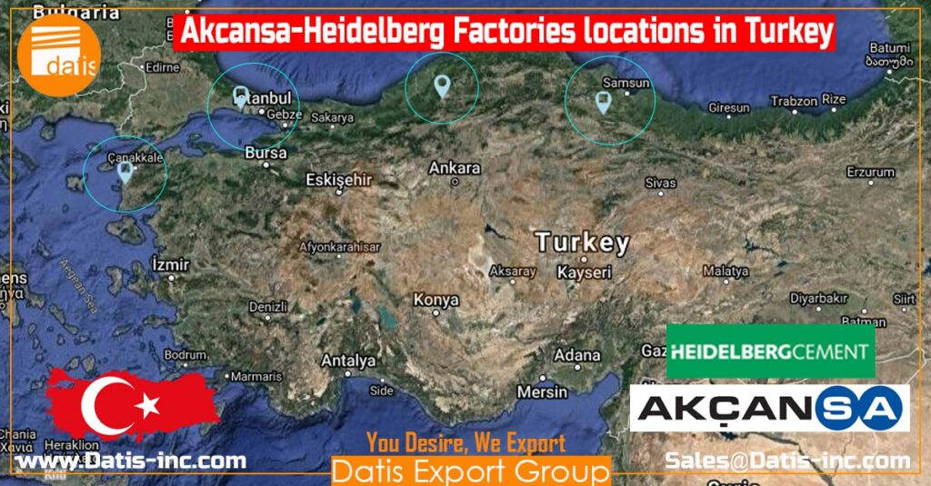 What is the largest cement producer in Turkey 2020