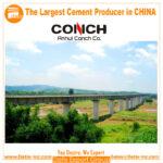 Anhui Conch-Luoyang-Zhanjiang Railway-Guangxi-Key Projects-Datis Export Group