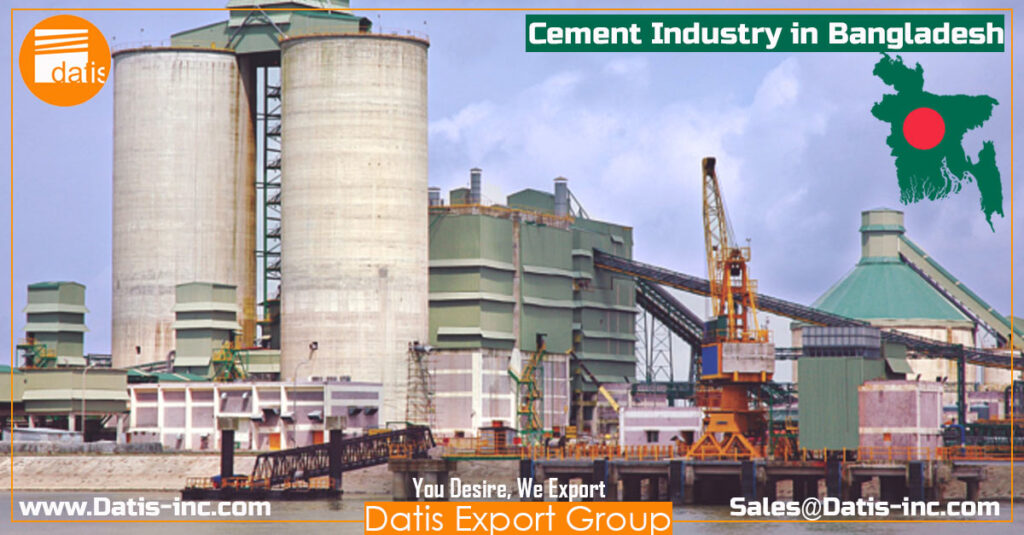 Cement Factory in Bangladesh