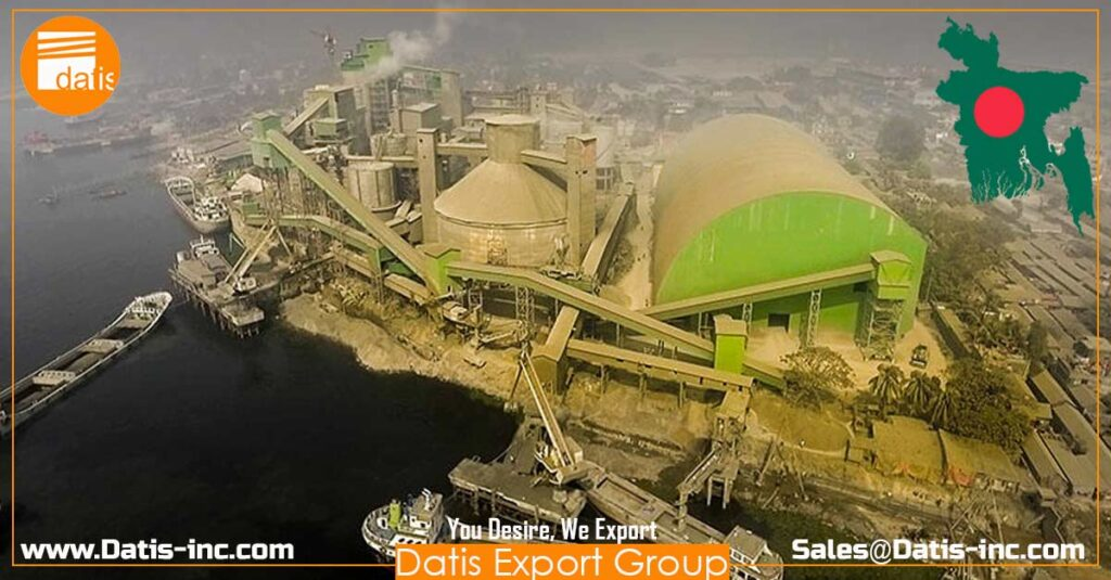 How many CEMENT plants are producing in Bangladesh 2020-Crown Cement Factory