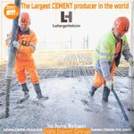 What is the largest cement producer in the world