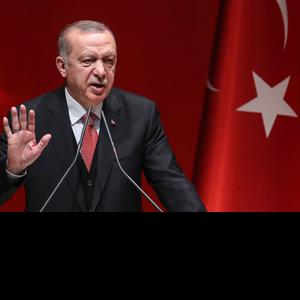 tayyip erdogan-turkish president- cement industry