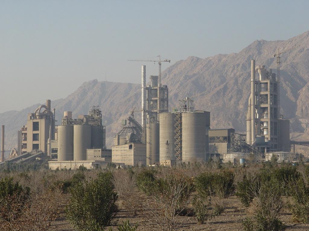Tehran Cement Factory in Iran-Datis Export Group